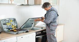 montaż kuchenki indukcyjnej płyty elektrycznej